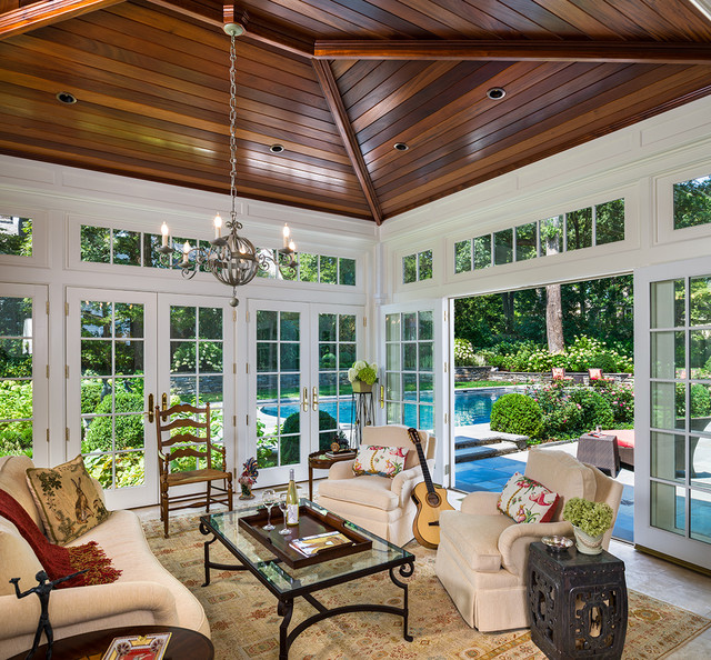 House Additions Ideas: Check Out 4 Season Sun Rooms To Enhance Your Quality Of