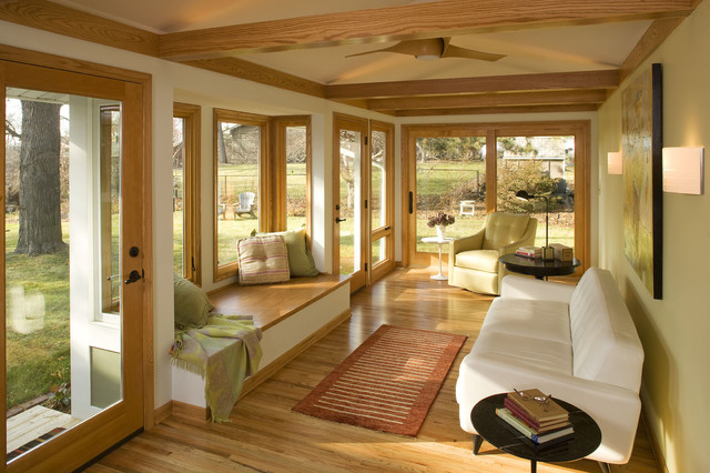 Check out 4 season sun rooms to enhance your quality of for Four season room